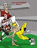 American Football Malbuch 1: Volume 1
