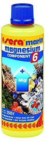 sera 03428 marin Component 6 magnesium 250 ml - Enthält wichtiges Magnesium