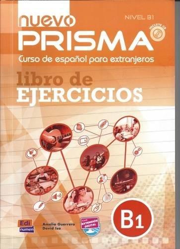 nuevo Prisma B1 - Libro de ejercicios + CD por David Isa