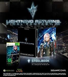 Lightning Returns - Final Fantasy XIII - Steelbook-Edition (exklusiv bei Amazon.de)