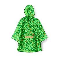 reisenthel Mini Maxi Greenwood Boy Rain Poncho-One Size-IG5035