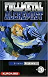 Fullmetal Alchemist Edition simple Tome 20