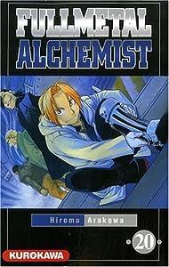 Fullmetal Alchemist Edition simple Tome 20