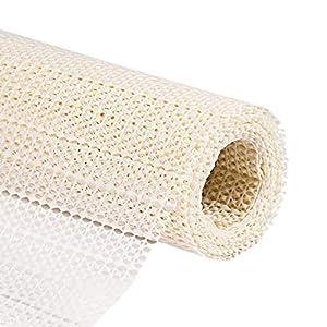 fowong Antirutschmatte Anti Rutsch Teppich 200 x 200cm Universal Antirutsch Schubladen rutschfeste Unterlage…