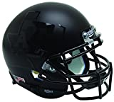 Schutt NCAA Texas A&M Aggies Mini Authentic XP Fußballhelm, Unisex, NCAA Texas A&M Aggies Mini Authentic XP Football Helmet, Black Alt. 4, Mini