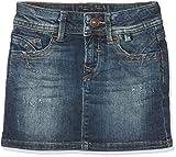 LTB Jeans Mädchen Rock Adrea G, Blau (Leila Wash 51274), 176 (Herstellergröße: 16)