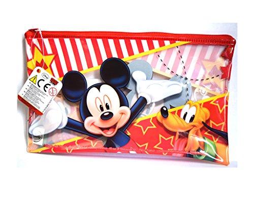 Trousse Nécessaire de toilette hérmetique 25x15 MICKEY Disney