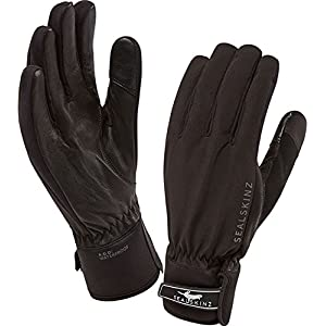 51Jc%2BwtYjwL. SS300  - Sealskinz Waterproof Womens All Season Glove, Black, X-Large