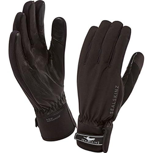 51Jc%2BwtYjwL. SS500  - SealSkinz Waterproof Women's Glove All Season-Black, Medium