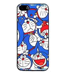 printtech Designer funny cartoon Back Case Cover for Apple iPhone 5C