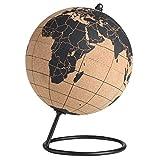 XHHWZB Magnetische Weltkugel mit Magnetstiften - Erdeozean-Karten-Geographie-Antike dekorativ in der Art - scherzt pädagogische Lernspielzeug-Kinder
