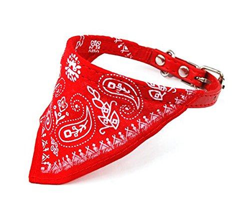 sodialtm-bandana-foulard-rglable-pour-les-animaux-chienchat-rouge-petite-taille