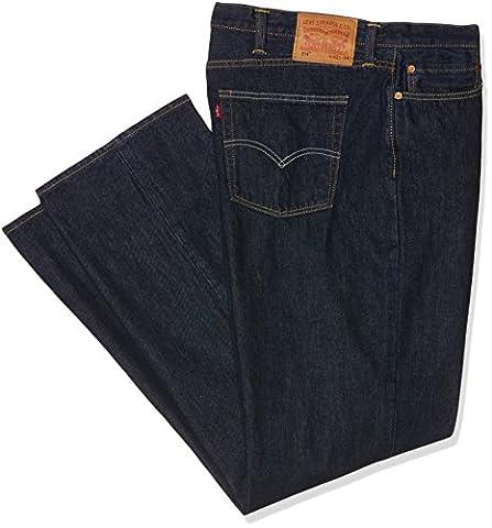 Levi Strauss & Co Herren 514 Jeans, Blau (Onewash 95977), 40/32(UK) (Strauß Denim)