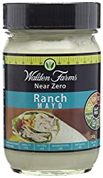 Walden Farms Near Zero Ranch Mayo 340 G