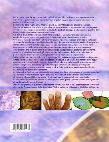 Zoom IMG-1 semeiotica medica metodologia clinica ix