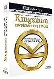 Kingsman : Services secrets + Kingsman 2 : Le Cercle d'Or [4K Ultra HD + Blu-ray + Digital HD] [4K Ultra HD]