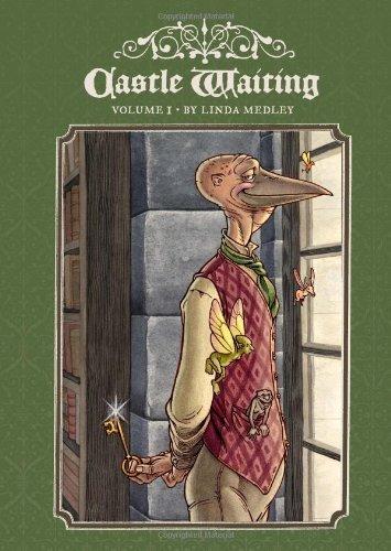 Castle Waiting (Vol. 1) (Castle Waiting (Fantagraphic Books)) by Linda Medley (2013-01-18)
