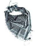 Miltec - Pañuelo (apto para usar en exteriores, para airsoft y paintball) diseño de palestina,...