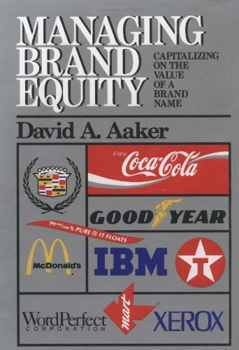Managing Brand Equity: Capitalizing on the Value of a Brand Name por David A. Aaker