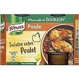 Knorr - Stockpot With Chicken Stock - Marmite De Bouillon, Poule - 224G - Price Per Unit - Fast Delivery