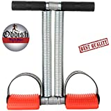 ODDISH Men and Women's, Double Spring Tummy Waist Trimmer-Ab Exerciser, Body Toner, Fat Buster, Multipurpose Fitness Equipment