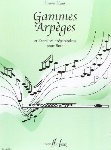 Gammes, Arpèges et Exercices préparato...