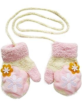 SAMGU Karikatur warme Vlies Säuglingsbaby Jungen Mädchen Winter warme Handschuhe Neugeborene Fäustlinge style 2