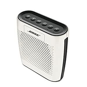 Bose Haut-parleur Bluetooth coloré SoundLink blanc