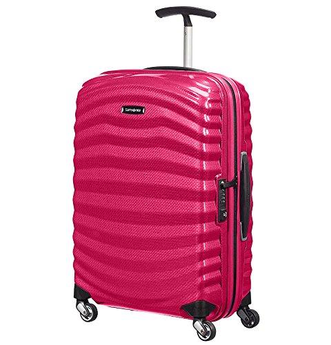 samsonite-lite-shock-spinner-4-rollen-trolley-69-cm-bright-pink