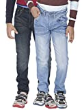 Wilkins & Tuscany Boys Jeans Pack of 8