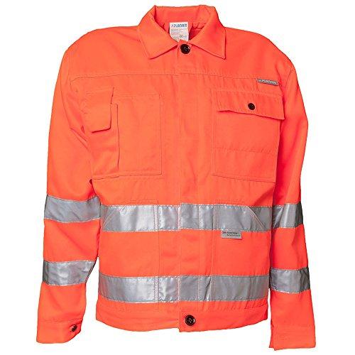 Planam Bundjacke Warnschutz, Größe 54, 1 Stück, orange, 2001054