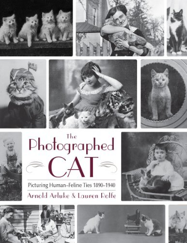 The Photographed Cat: Picturing Close Human-Feline Ties 1900-1940 by Arnold Arluke (2013-09-27)