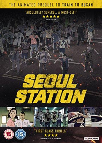 Seoul Station [Edizione: Regno Unito] [Reino Unido] [DVD]