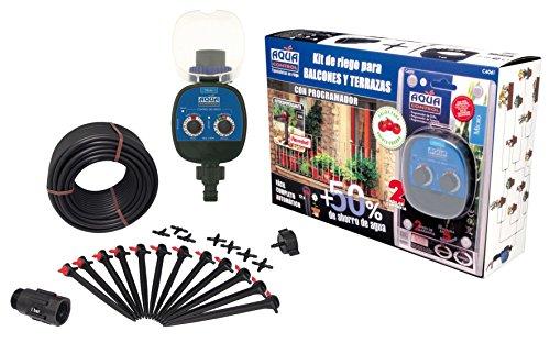 Aqua Control C4061 - Kit de riego para balcones + programador C4099