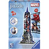 Marvel - Puzzle 3D diseño Empire State Building (Ravensburger 12517)