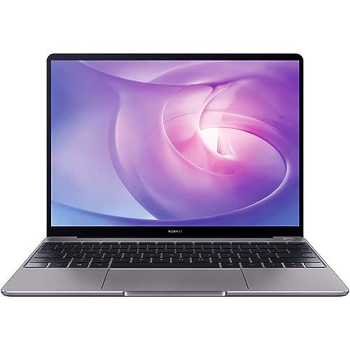 Laptop HUAWEI MateBook 13 FullView, Display 2K, 3 Pollici, AMD Ryzen 5 3500U, 8GB RAM, 256GB SSD, Windows 10 Home, Huawei Multi-screen Collaboration, Fingerprint Unlock, Fast Charging, Space Grey