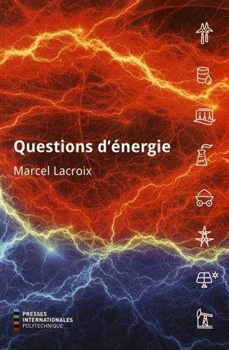 Questions d'énergie