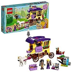 LEGO Disney Princess - Caravana de viaje de Rapunzel (41157)