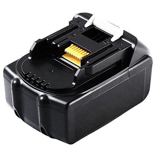Preisvergleich Produktbild Powayup für Makita Akku 18V 4.0Ah Li-ion Werkzeugakku ErsatzAkku BL1820 L1830 BL1840 BL1850 BL1860 BL1860B BL1815 BL1825 BL1835 BL1845 LXT-400 Li-ion