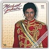 Michael Jackson 2020 - 18-Monatskalender: Original BrownTrout-Kalender