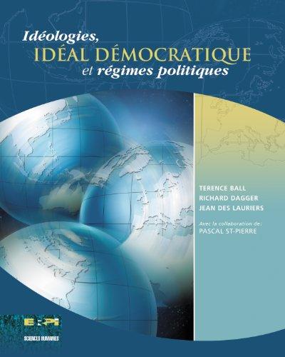 Idéologies idéal démocratique et régimes politiques