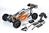 Carson 500409022 - DMAX 1:5 Dirt Attack 6S 100% RTR, Fahrzeug