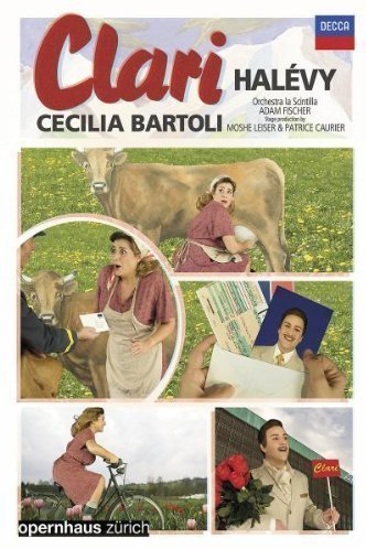 Halǒ©vy: Clari by Cecilia Bartoli