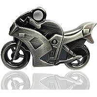 818-Shop No20400070016 USB-Sticks (16 GB) Metall Motorrad silber