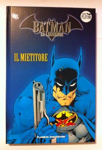 Batman la leggenda serie Platino numero 02: Il mietitore