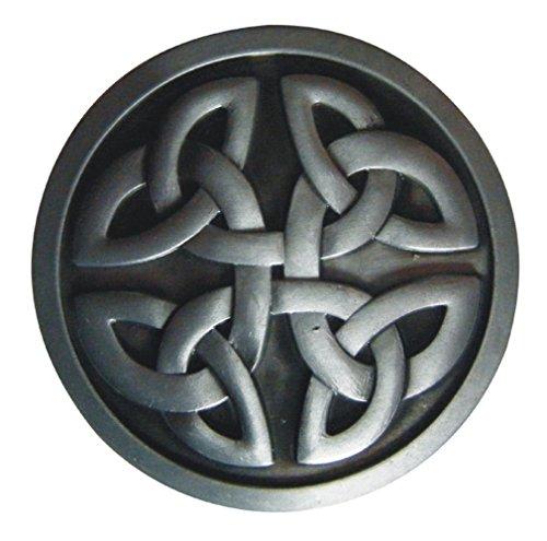 Preisvergleich Produktbild Spirit of Isis B133 Buckle Gürtelschnalle Celtic Round
