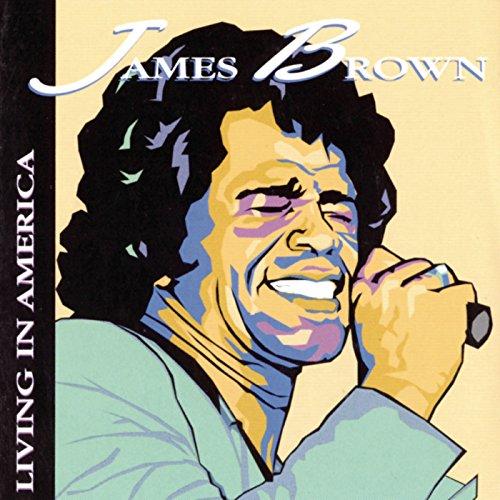 Living In America album - James Brown