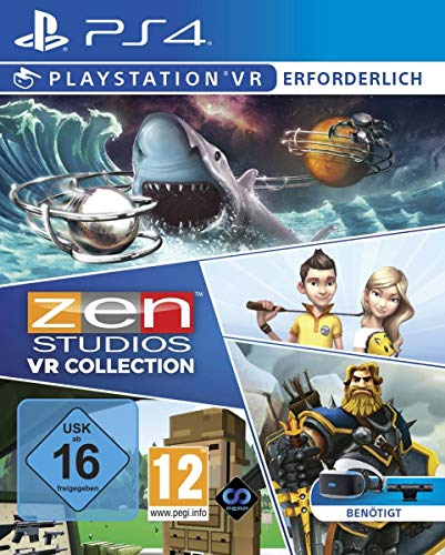 Zen Studios VR Collection (PlayStation VR)