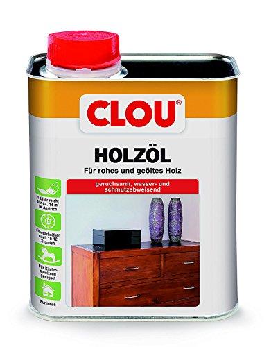 Holzöl farblos 0,750 L