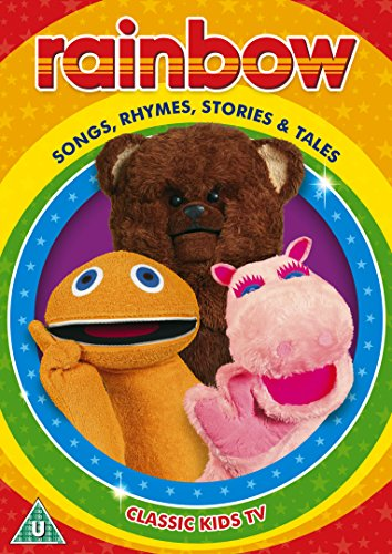 Rainbow - Songs, Rhymes, Stories and Tales DVD